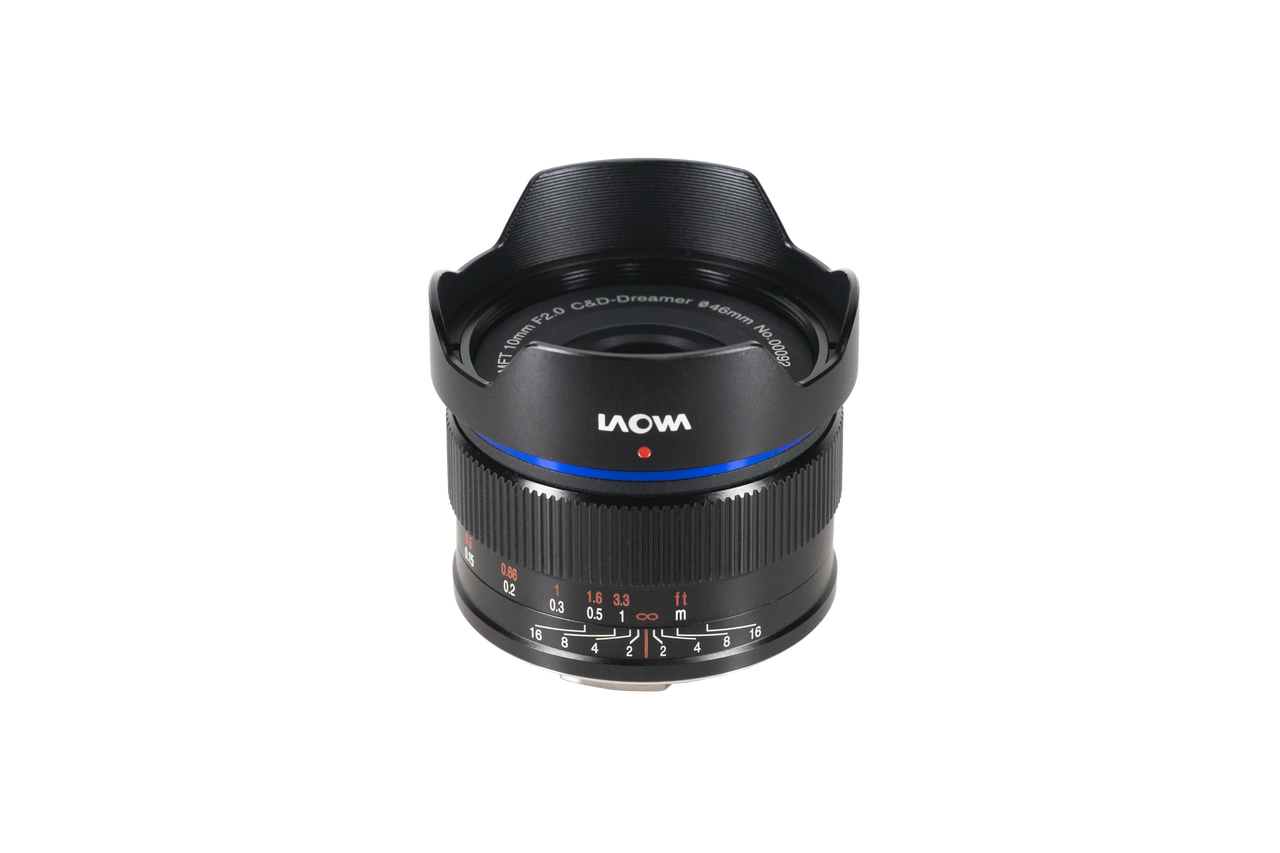 Laowa 10mm f/2 Zero-D MFTの製品写真 2