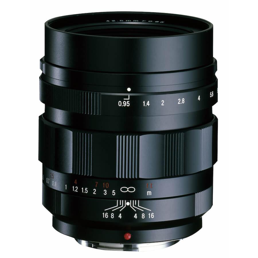 NOKTON 42.5mm F0.95の写真 1