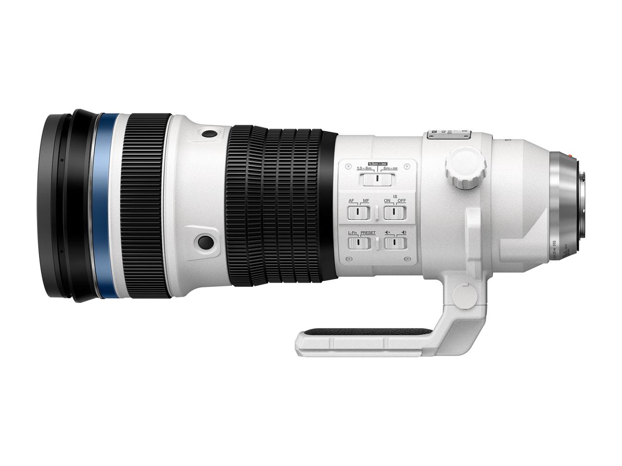 M.ZUIKO DIGITAL ED 150-400mm F4.5 TC1.25x IS PROの写真 1