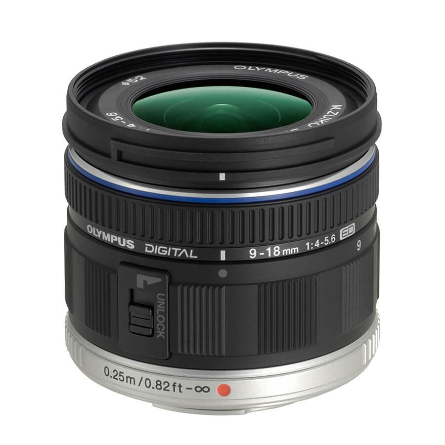 M.ZUIKO DIGITAL ED 9-18mm F4.0-5.6の写真 1