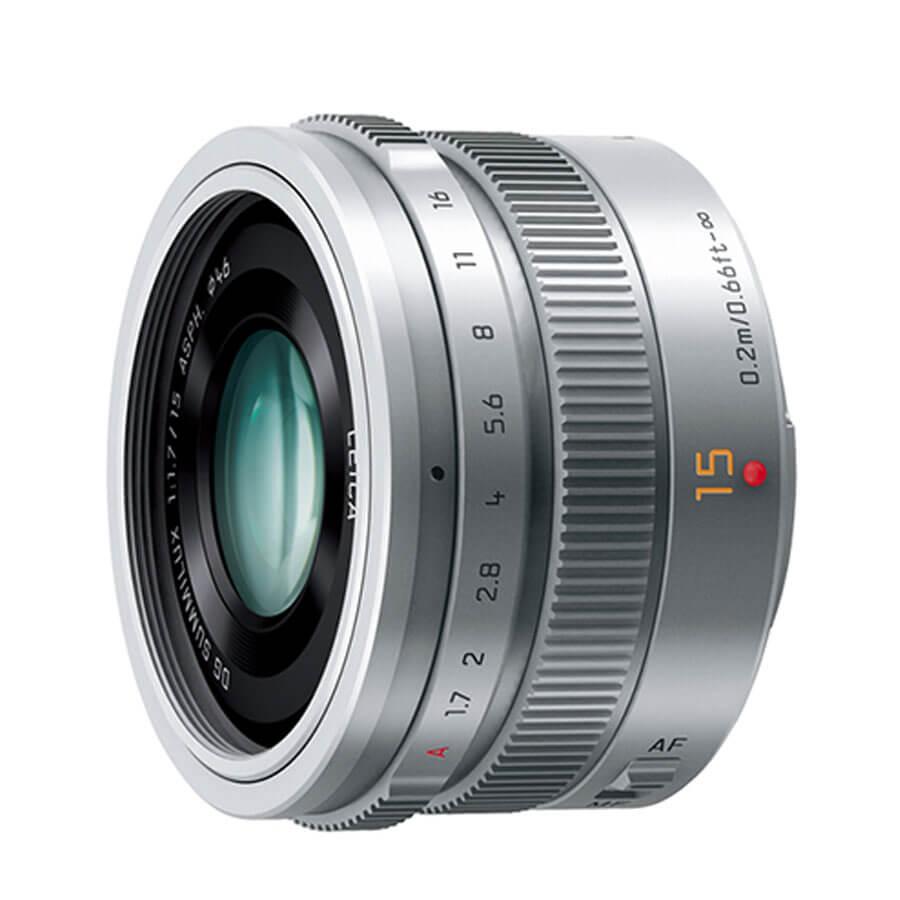 LEICA DG SUMMILUX 15mm F1.7 ASPH.の写真 2