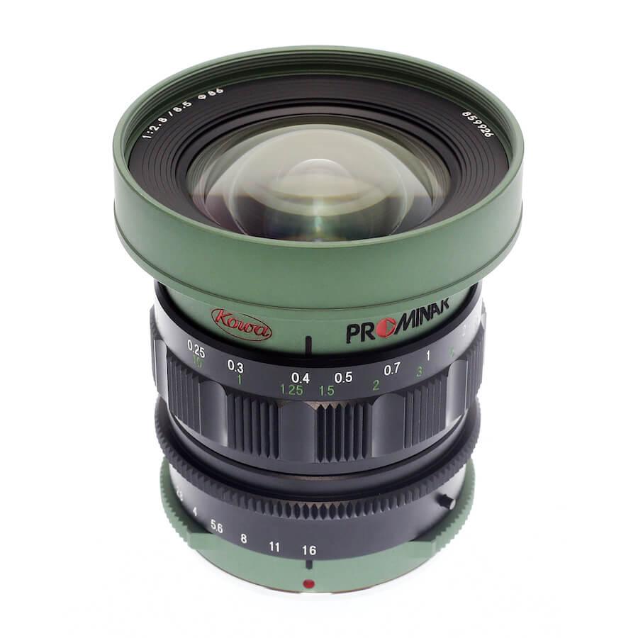 KOWA PROMINAR 8.5mm F2.8の写真 3