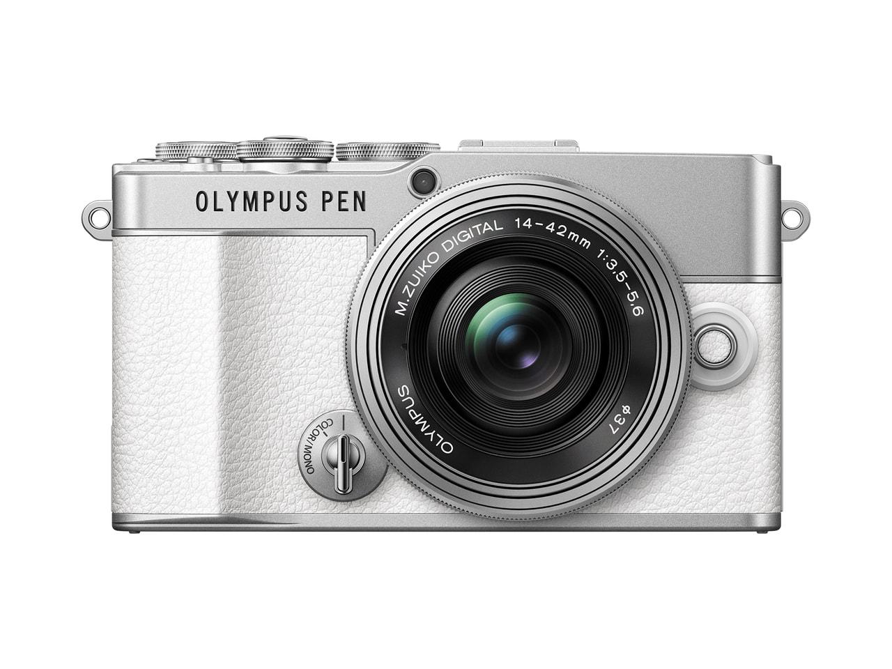 OLYMPUS PEN E-P7の写真 2