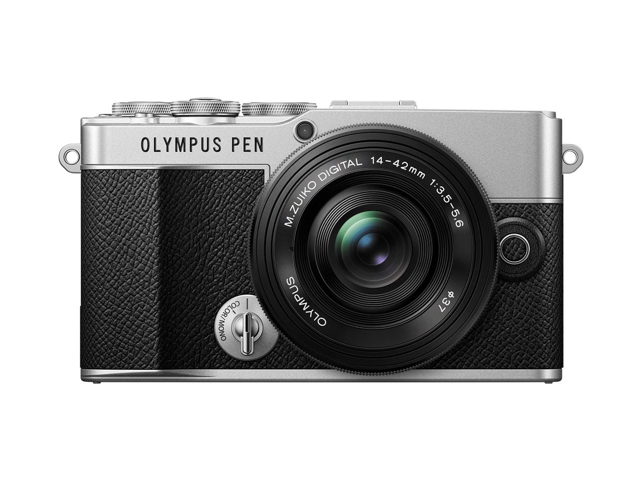OLYMPUS PEN E-P7の写真 1