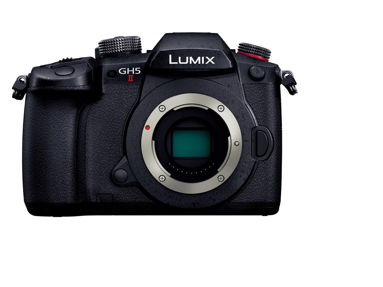 LUMIX DC-GH5M2の製品写真 1