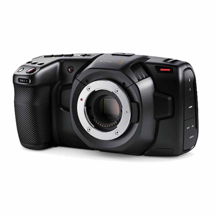 Blackmagic Pocket Cinema Camera 4Kの写真 1