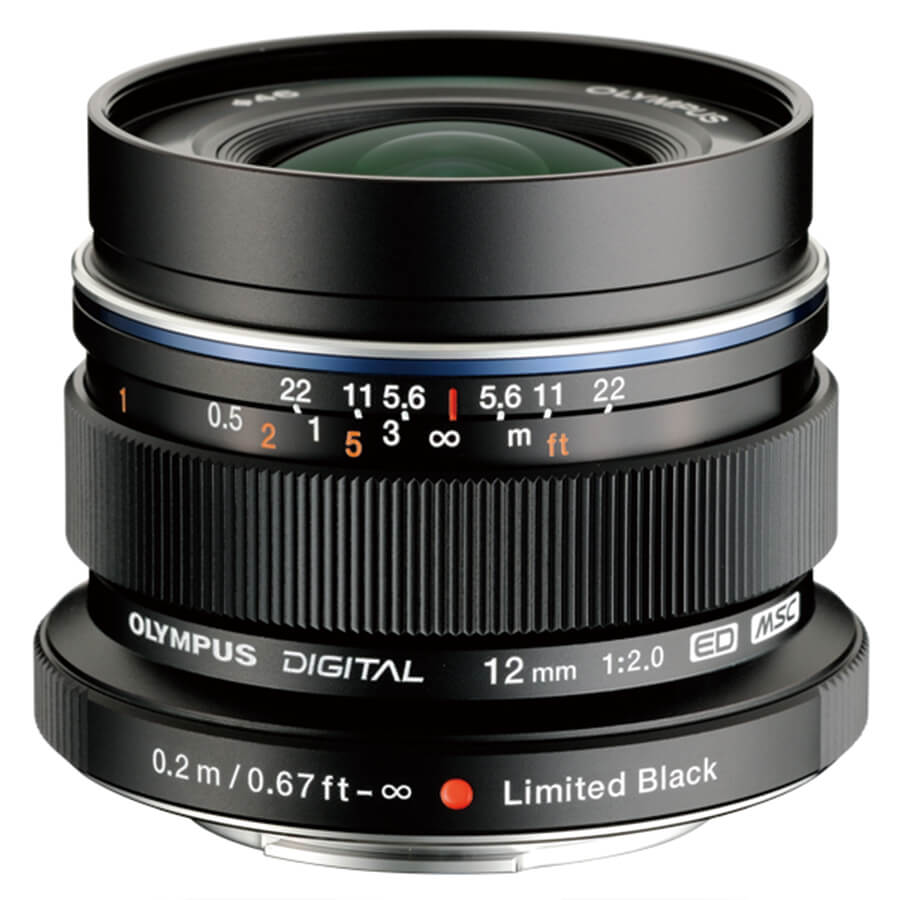 M.ZUIKO DIGITAL ED 12mm F2.0の写真 1