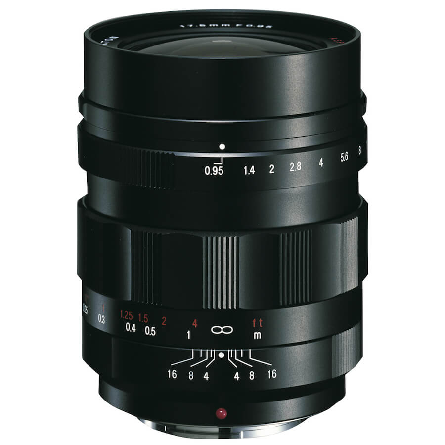 NOKTON 17.5mm F0.95の写真 1