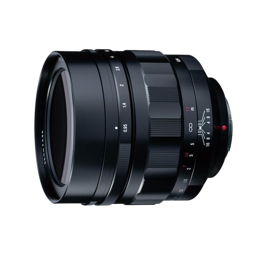 NOKTON 60mm F0.95の写真 1