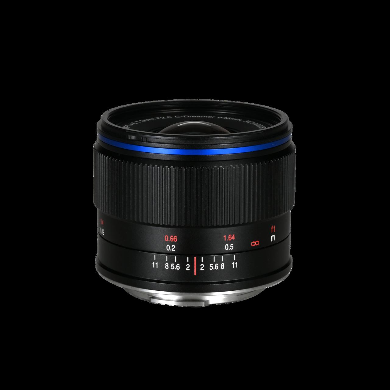 Laowa 7.5mm f/2 MFTの製品写真 3