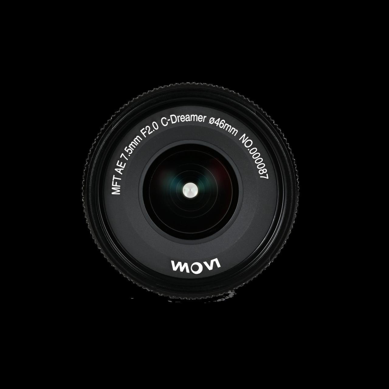 Laowa 7.5mm f/2 MFTの製品写真 6