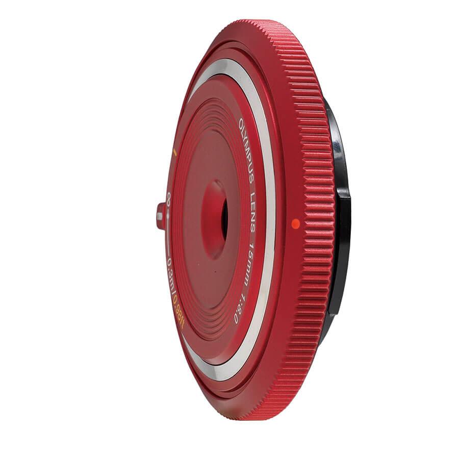 ボディーキャップレンズ BCL-1580 (15mm F8)の写真 1