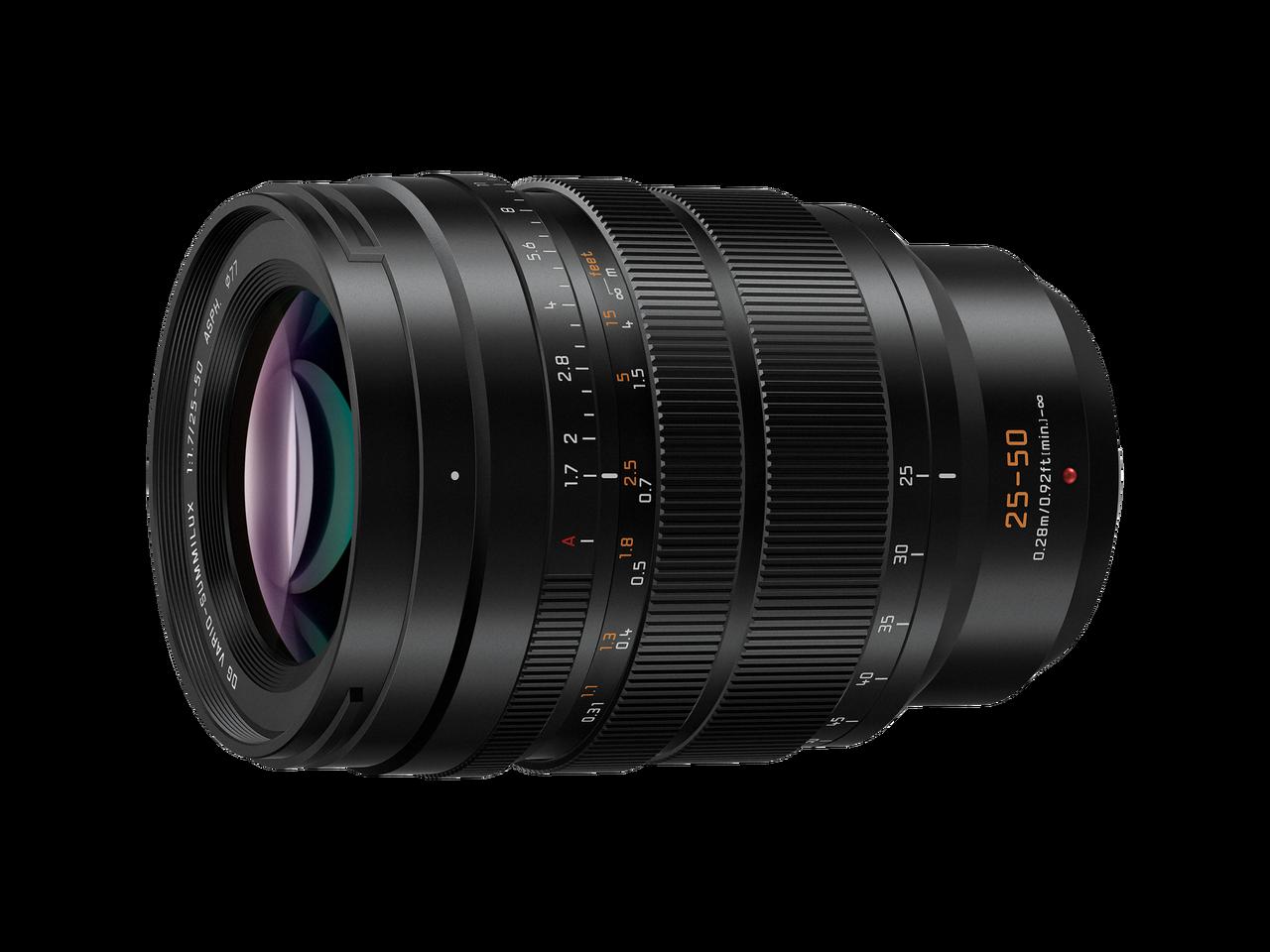 LEICA DG VARIO-SUMMILUX 25-50mm / F1.7 ASPH.の写真 1
