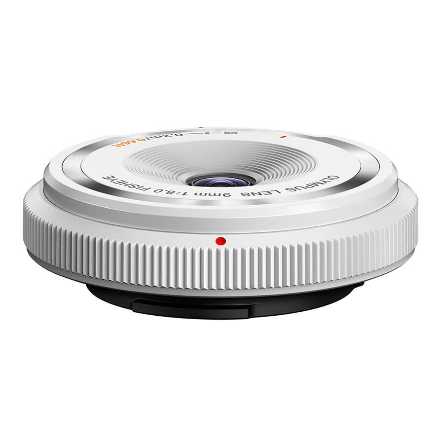 フィッシュアイボディーキャップレンズ BCL-0980 (9mm F8.0 Fisheye)の写真 2