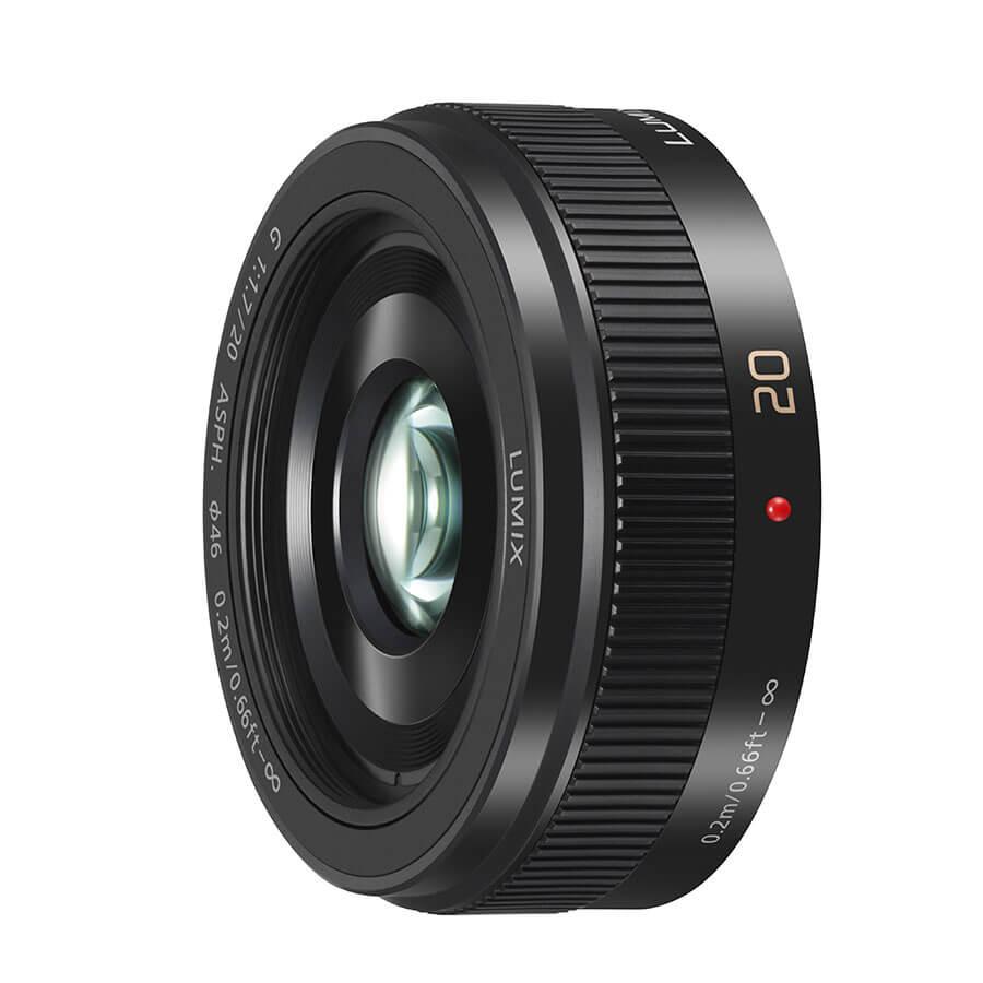 LUMIX G 20mm F1.7 II ASPH.の写真 1