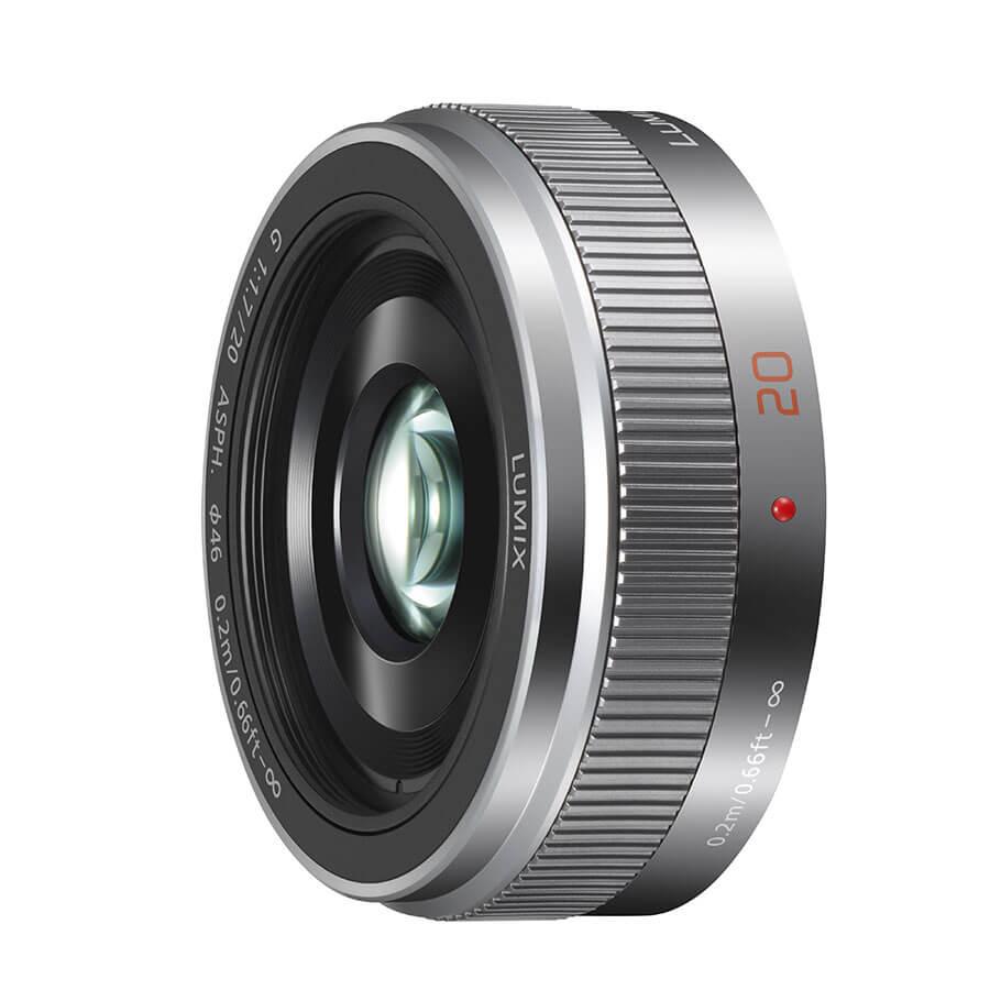 LUMIX G 20mm F1.7 II ASPH.の写真 2