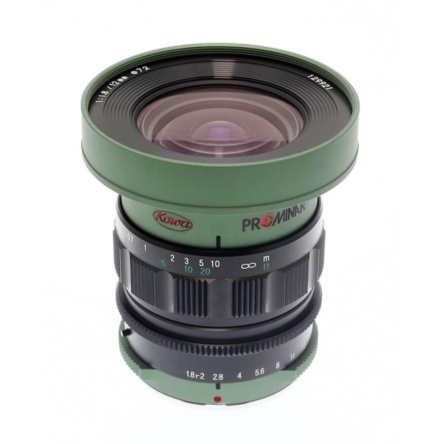 KOWA PROMINAR 12mm F1.8の写真 3