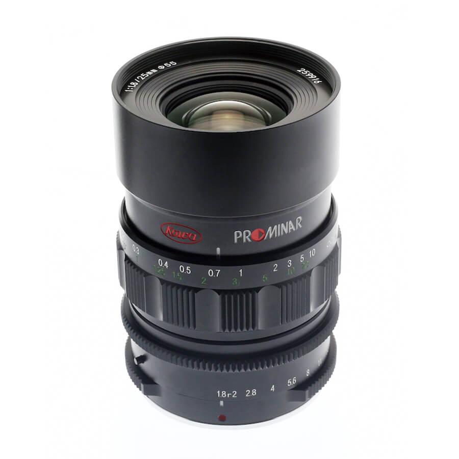 KOWA PROMINAR 25mm F1.8の写真 1