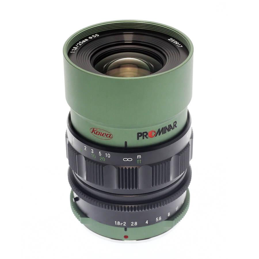 KOWA PROMINAR 25mm F1.8の写真 3
