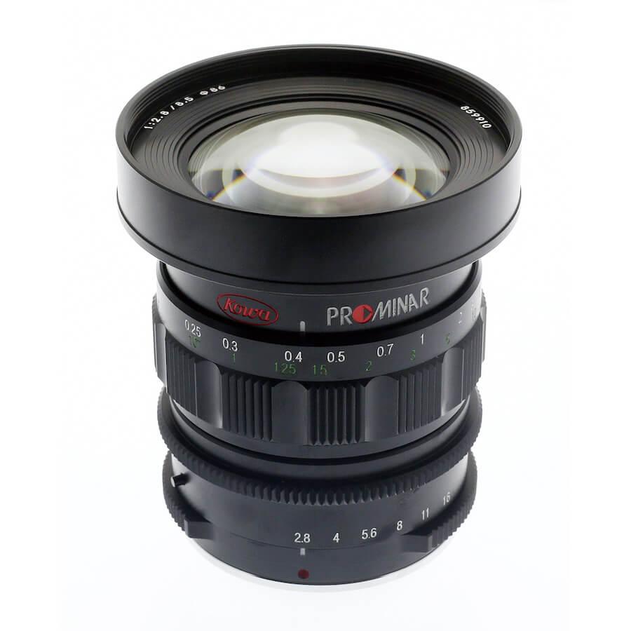 KOWA PROMINAR 8.5mm F2.8の写真 1