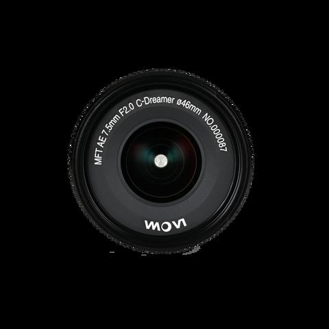 Laowa 7.5mm f/2 MFTのサムネイル写真 6